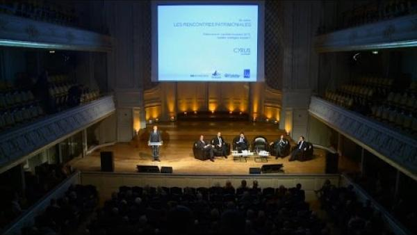 CYRUS CONSEIL - Rencontres Patrimoniales 2013